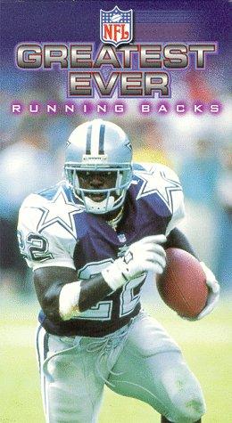 9786304140192: NFL's Greatest Ever Vol. 5 - Running Backs [VHS]