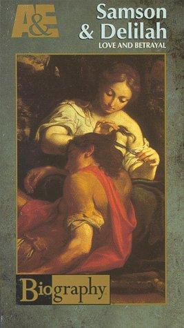 9786304148426: Biography - Samson & Delilah [VHS]
