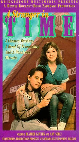 9786304152553: A Stranger in Time [VHS]