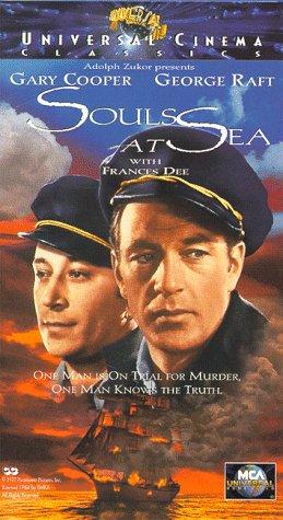 9786304153178: Souls at Sea [VHS]