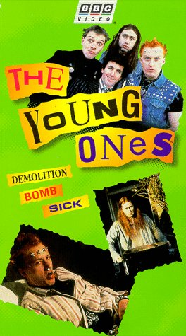 9786304154274: Young Ones: Demolition Bomb Sick [VHS] [Import USA]