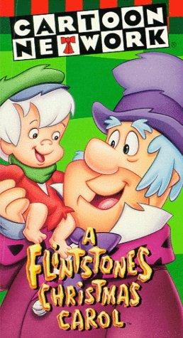 9786304162217: A Flintstones Christmas Carol [USA] [VHS]