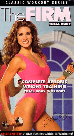 9786304166840: Firm: Complete Aerobic Weight Training [VHS]
