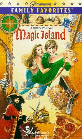 9786304168936: Magic Island [VHS] [Import USA]
