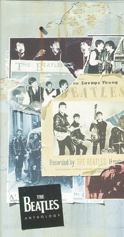 9786304169230: The Beatles Anthology Collector's Set [VHS]