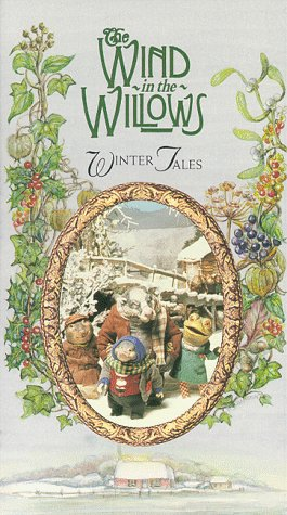 9786304176801: The Wind in the Willows: Winter Tales [VHS]