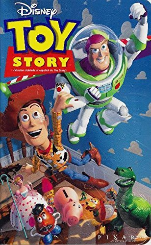 9786304191439: Toy Story (Spanish Edition) [VHS]