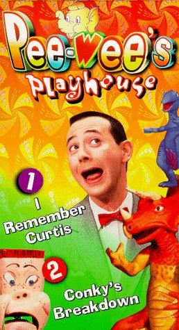9786304196687: Pee-wee's Playhouse Vol. 2 [VHS]