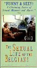 9786304197257: The Sexual Life of the Belgians [VHS]