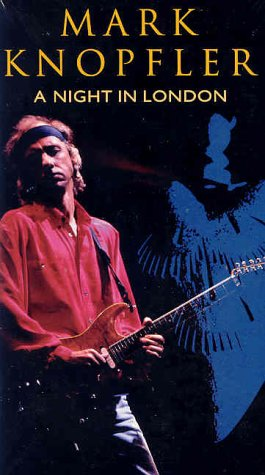 9786304197950: Mark Knopfler, A Night in London [VHS]