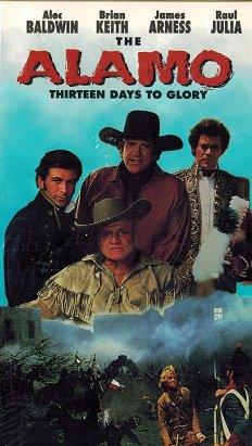 9786304219508: Alamo-thirteen Days to Glory (The Original Unedited Mini-series)