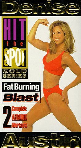 9786304227510: Hit the Spot: Fat Burning [VHS] [Import USA]