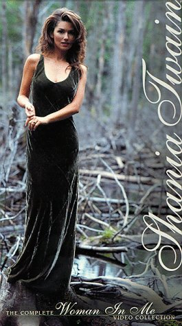 9786304263532 Shania Twain The Complete Woman In Me Video