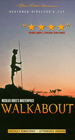 9786304270813: Walkabout [VHS] [Import USA]