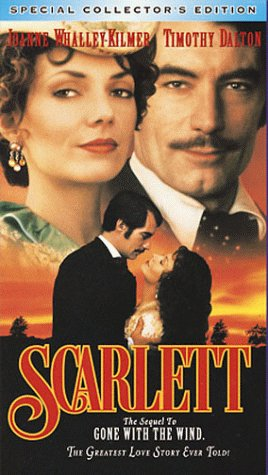 9786304274743: Scarlett (Special Collector's Editon) [VHS]