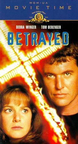 9786304286494: Betrayed [VHS]