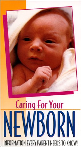 9786304289310: Caring for Your Newborn [VHS]