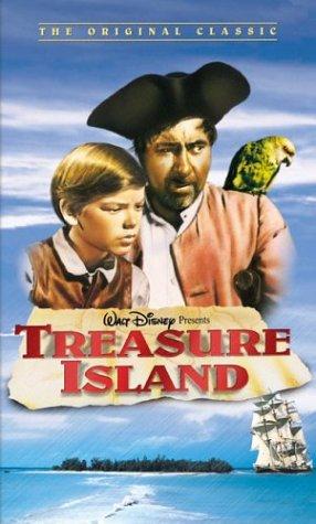 9786304293942: Treasure Island (Walt Disney Film Classics) (The Fantastic Adventure Series) [VHS]
