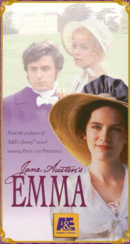 9786304346105: Emma [VHS]