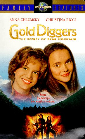 9786304351529: Gold Diggers-Secret of Bear Mountain [VHS]