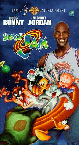 9786304359211: Space Jam (Clam) [VHS]