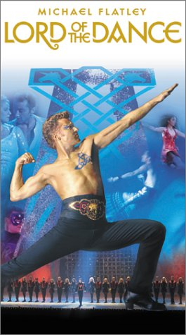 9786304362297: Lord of the Dance [VHS]