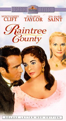 9786304366066: Raintree County [VHS]