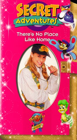 9786304372272: Theres No Place Like Home [VHS]