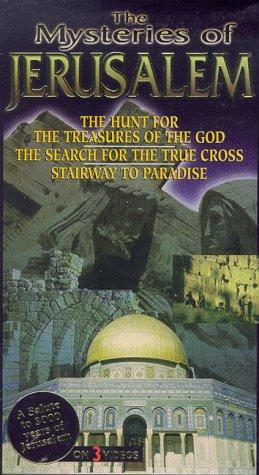 9786304376195: Mysteries of Jerusalem (Box Set) [VHS]