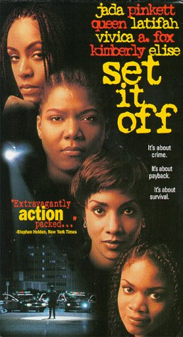 9786304380635: Set It Off [VHS]