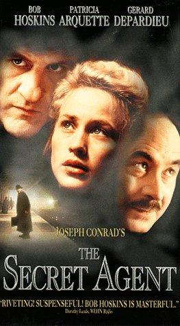 9786304385524: The Secret Agent [VHS]