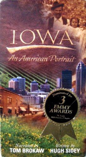 9786304388129: Iowa: An American Portrait [VHS]
