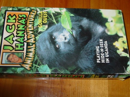 9786304388907: Animal Adventures:Gorilla Quest [VHS]