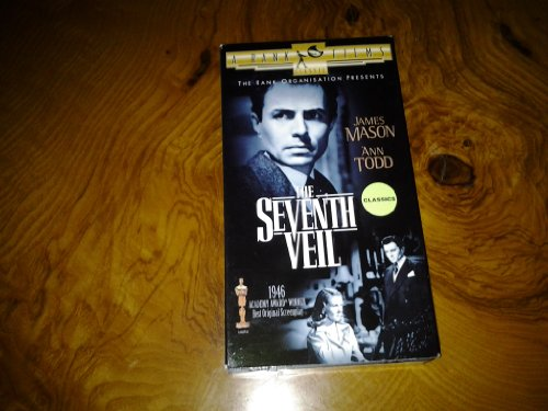 9786304389546: Seventh Veil [VHS]