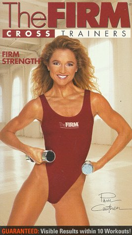 9786304396032: The Firm - The Firm Cross Trainers: Firm Strength [VHS]