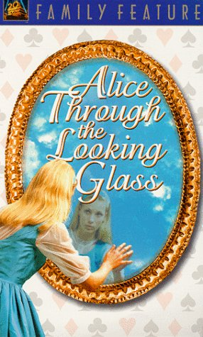 9786304397923: Alice Through the Looking Glass [VHS]