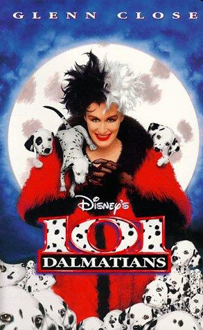 9786304401736: Disney's 101 Dalmatians [VHS]