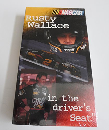 9786304401767: Nascar:Rusty Wallace in the Driver's [VHS]