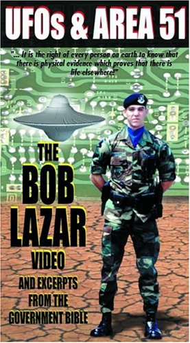 9786304410257: UFOs and Area 51, Vol. 2 - The Bob Lazar Video [VHS]