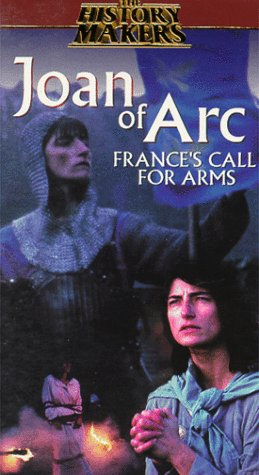 9786304425459: Joan of Arc: France's Call for Arms [VHS]