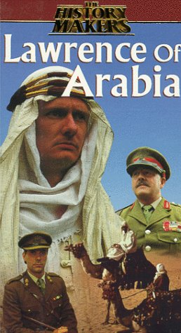9786304425527: History Makers: Lawrence of Arabia [VHS]