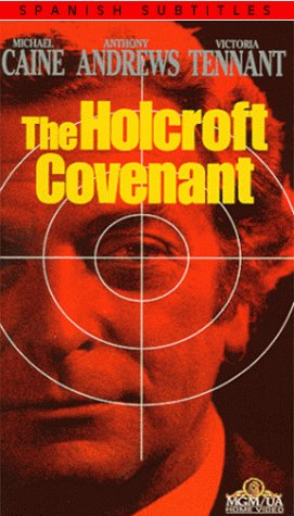 9786304428221: Holcroft Covenant [VHS]