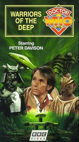 9786304432440: Doctor Who - Warriors of the Deep [VHS]