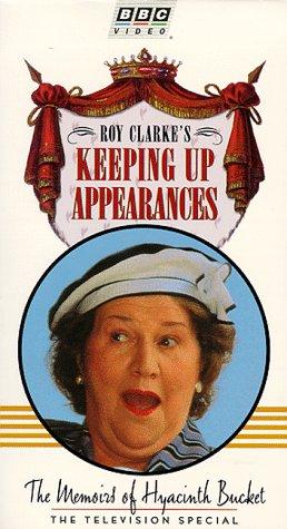 9786304432730: Keeping Up Appearances: Memoirs of Hyacinth Bucket [VHS]