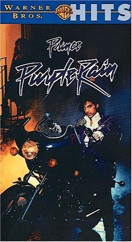 9786304437254: Purple Rain [VHS]