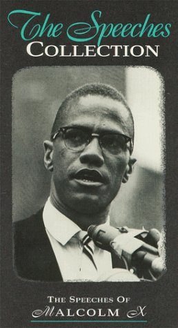 9786304438961: The Speeches of Malcolm X [VHS]
