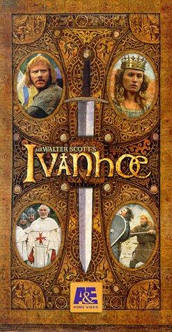 9786304441664: Ivanhoe [VHS]