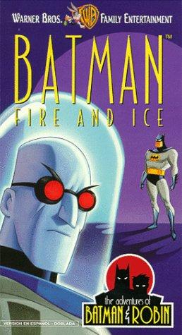 9786304442968: Adv of Batman & Robin: Fire & Ice [VHS]