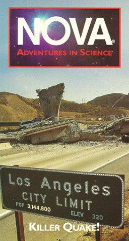 9786304462959: Nova: Killer Quake! [VHS]