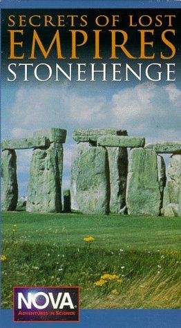 9786304463147: Nova: Secrets of Lost Empires: Stonehenge [VHS]